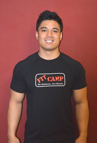 Mikey Estrella - FitCamp Personal Fitness Trainer